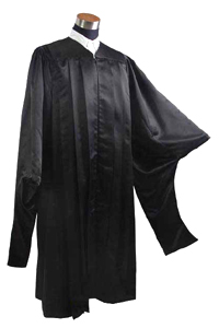 Premium Masters Gown - Matte Finish