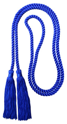 Honor Cord - ROYAL BLUE COLOR